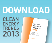 Download Clean Energy Trends 2013
